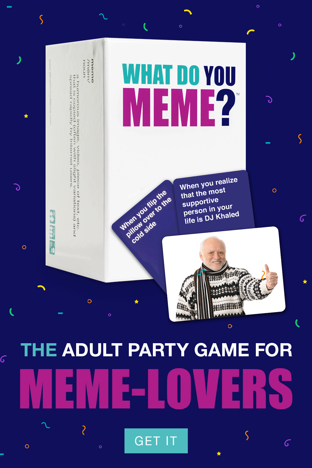 Party Games For Adults Families What Do You Meme What Do You Meme Funny Facts You Meme