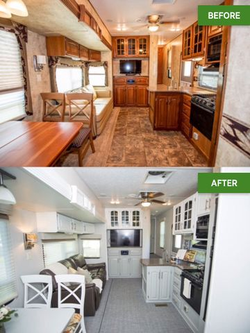 great diy ideas for your rv remodel with lazydays rv modifications
