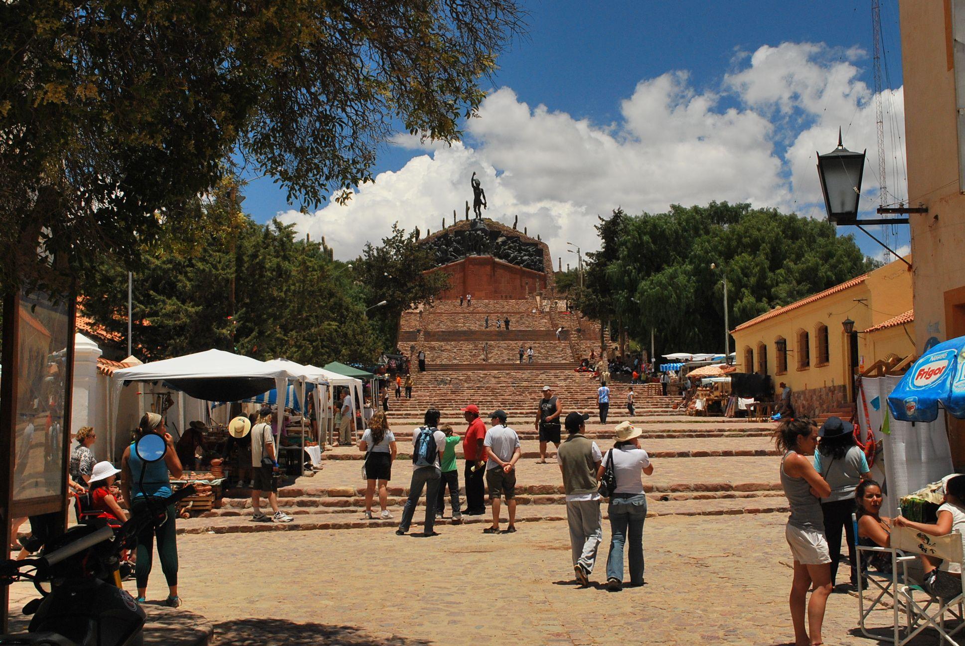 Humahuaca. Jujuy. Argentina.
