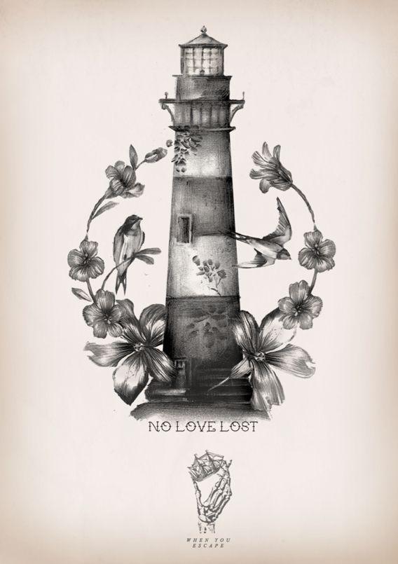 14999049b beautiful tat idea (change the light house though to the Cape Hatteras)  Maritime Tattoo