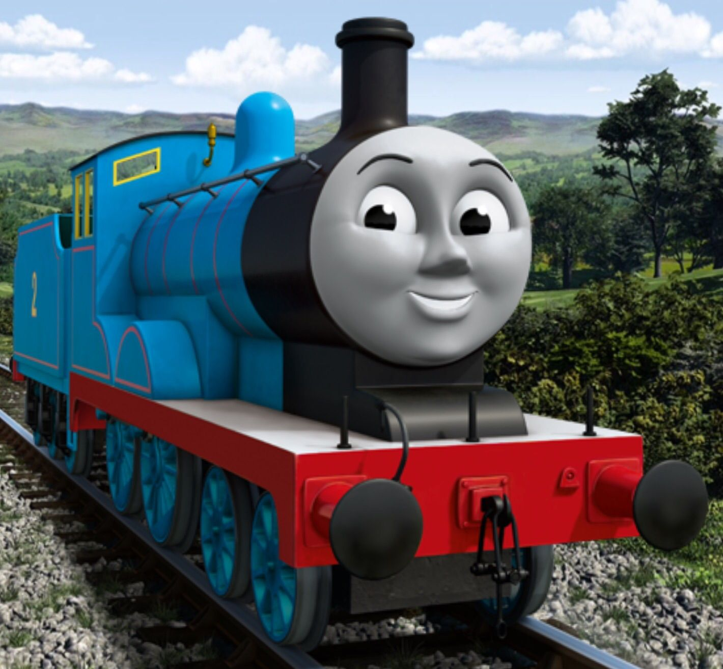 Image Result For Thomas And Friends Edward Thomas And His
