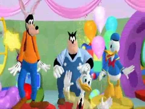 Mickey Mouse La Casa De Mickey Danse La Maison De Mickey