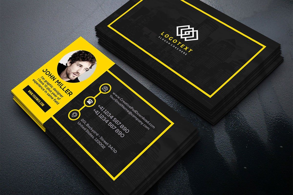 Free Graphic Designer Business Card Graphic Design Business Card Free Business Card Design Business Card Graphic