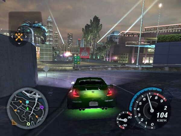 Riders On The Storm Nfs Underground 2 2005 2006 Ps2 Mit Bildern