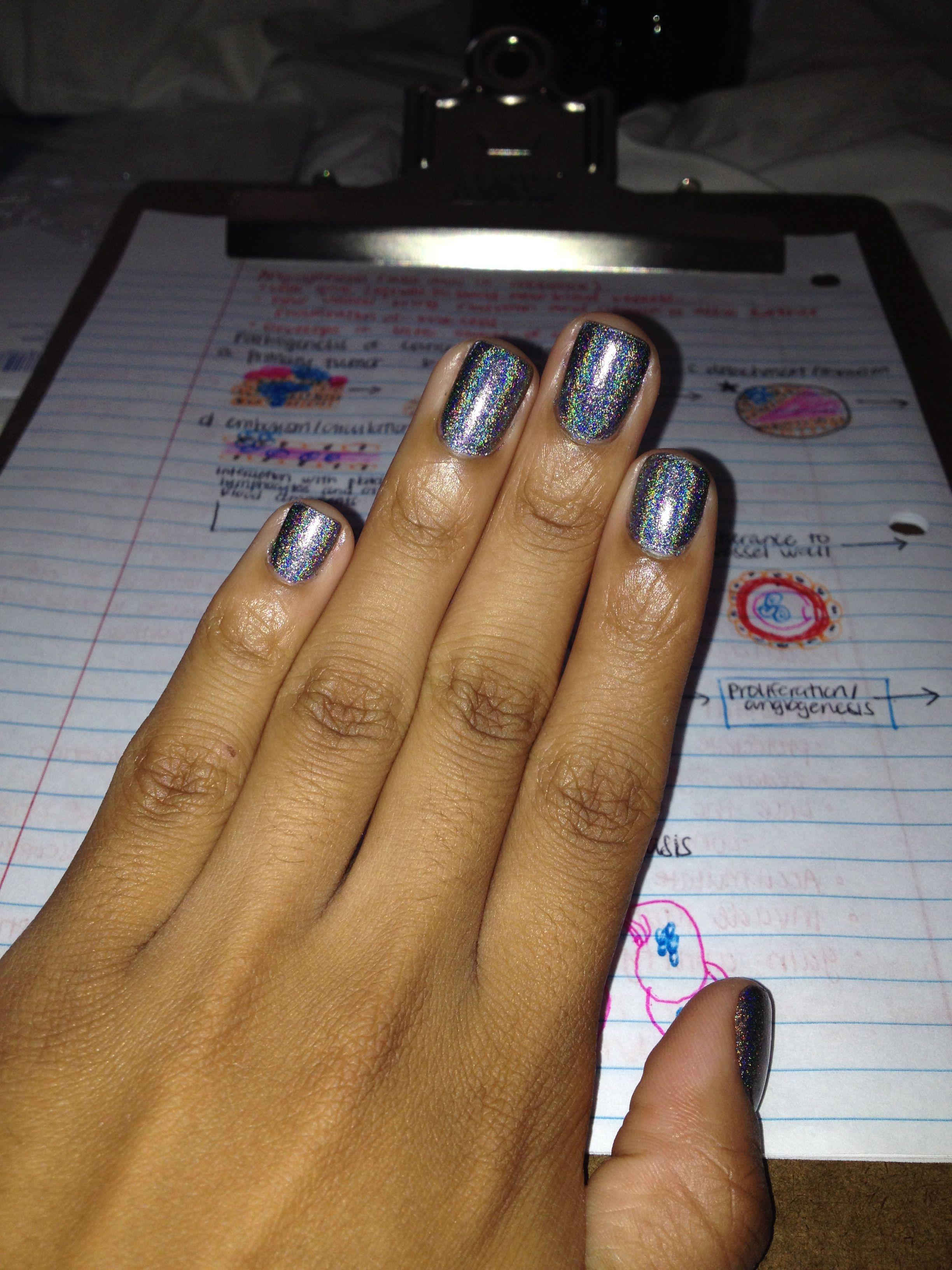 Liquid Sky Lacquer Black Opal | Nailed It!!! | Pinterest | Black ...