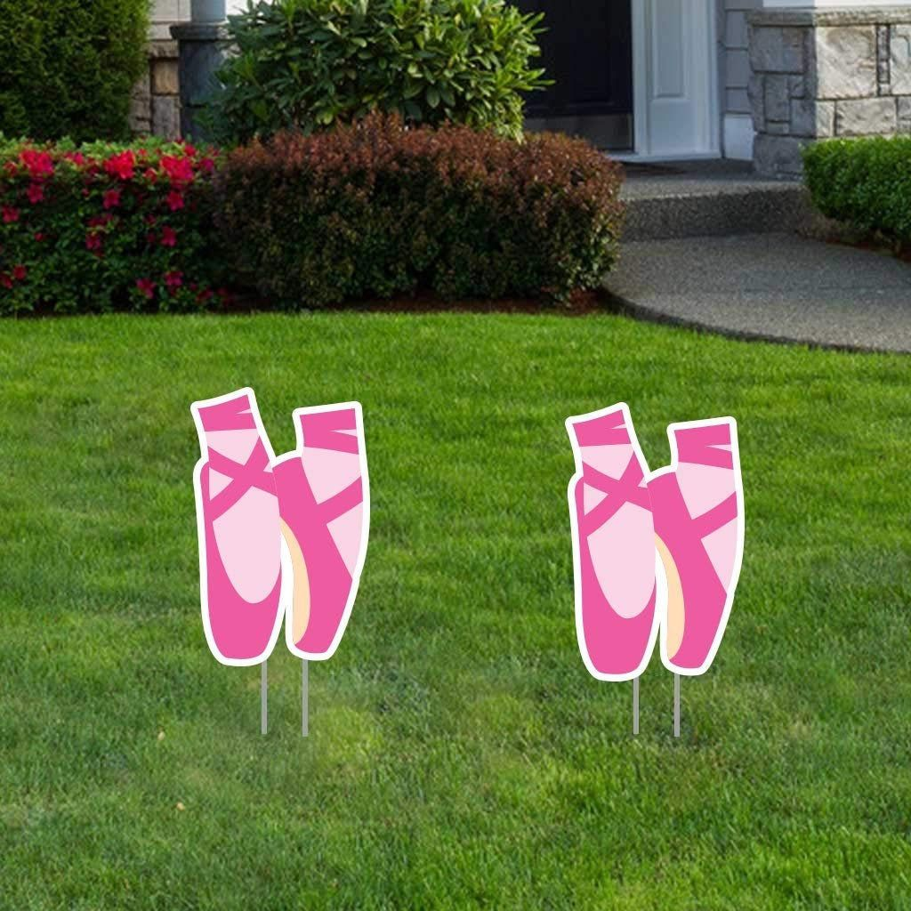 Yard Decoration Accessory Signs Add These Pairs To Your Birthday
