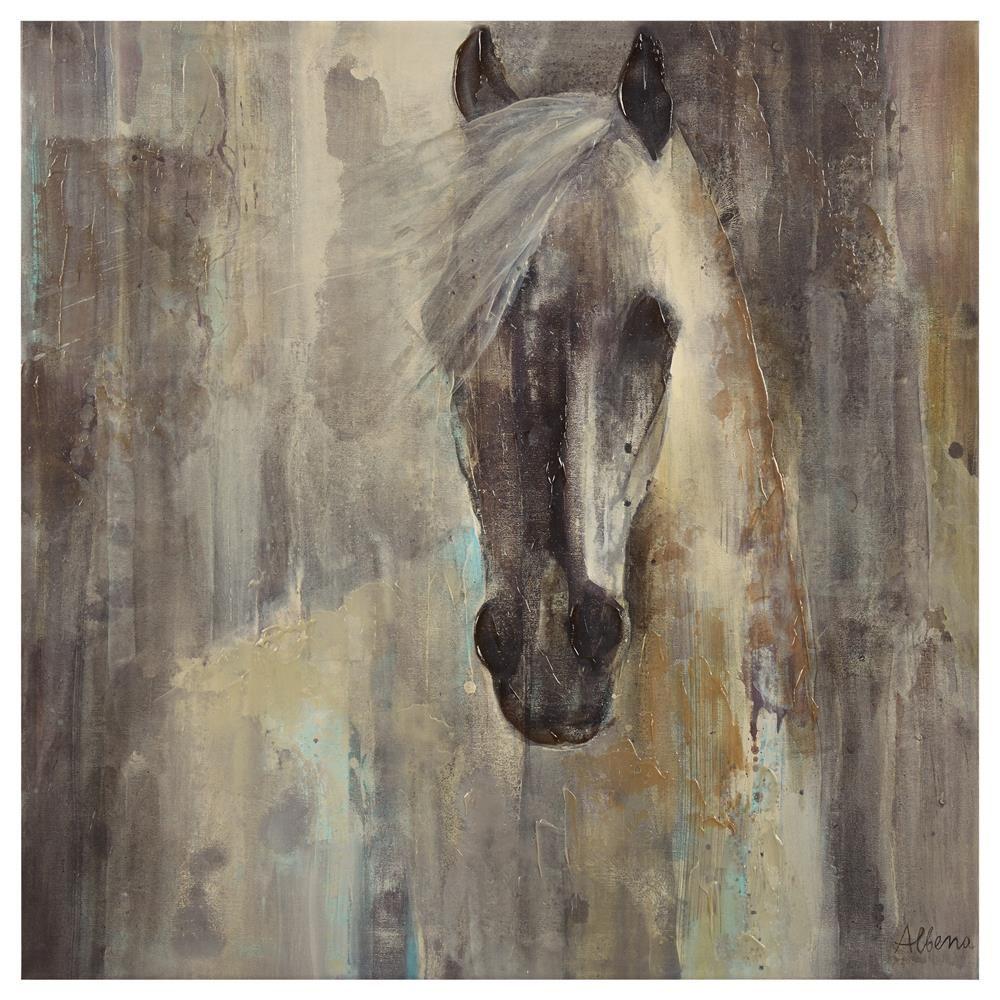 Canvas - Horse Silhouette/Canvas + Framed Art/Wall Decor|Bouclair ...