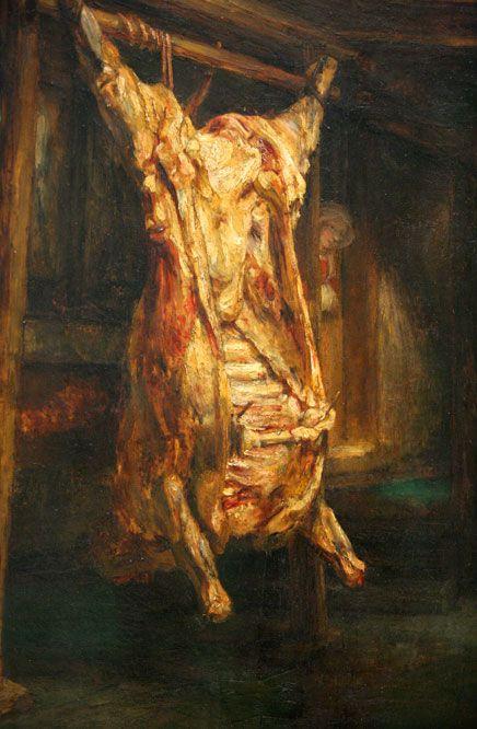 La maturation de la viande bovine est une étape obligatoire pour ...