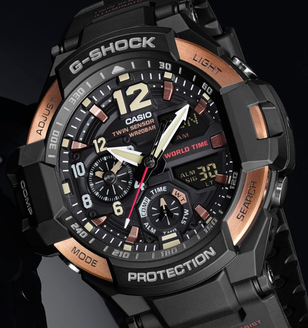 Pin By Marico Corbin On The Best Watches Pinterest Casio G Shock Gshock Original Gd 100ms 3er Limited Colorway Master Of In Vintage Rose Gold Theme Hot