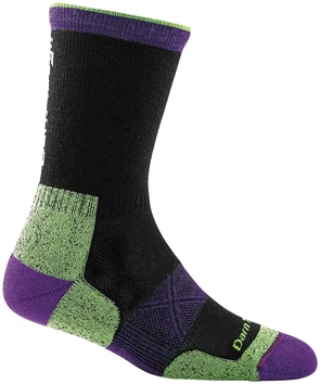 Wigwam Mens Streak 2-Pack Ultra-Lightweight Fitness Socks