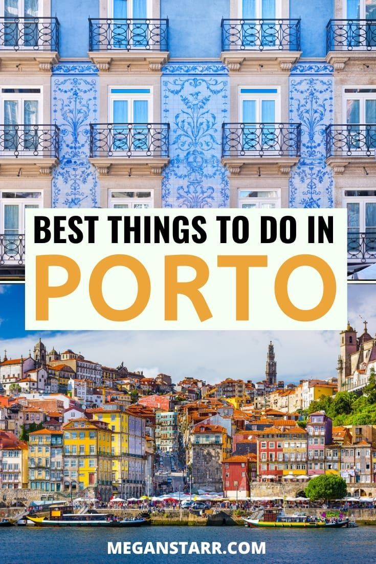 Things to do in Porto, Portugal | What to do in Porto #travel #porto #portugal #douro #portwine #dourovalley | Porto Trips | Visit Porto | Places to Visit in Portugal | Portugal Tips | Porto Travel Guide | What to see in Porto | 1 day Porto | Portugal Vacation | Portugal photography | Travel to Porto | Places to visit in Porto | Porto tours | Porto Photography