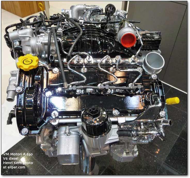 Vm Motori V6 Diesel For Grand Cherokee 2011 2013 Jeep Grand