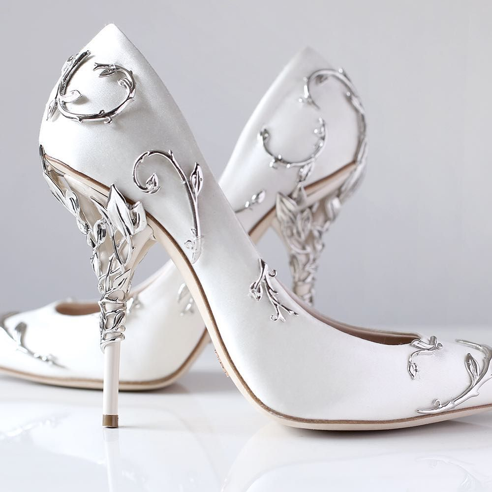 Tamara Ralph On Instagram Ralphandrusso Pointed Toe Shoes Wedding Shoes Couture Heels