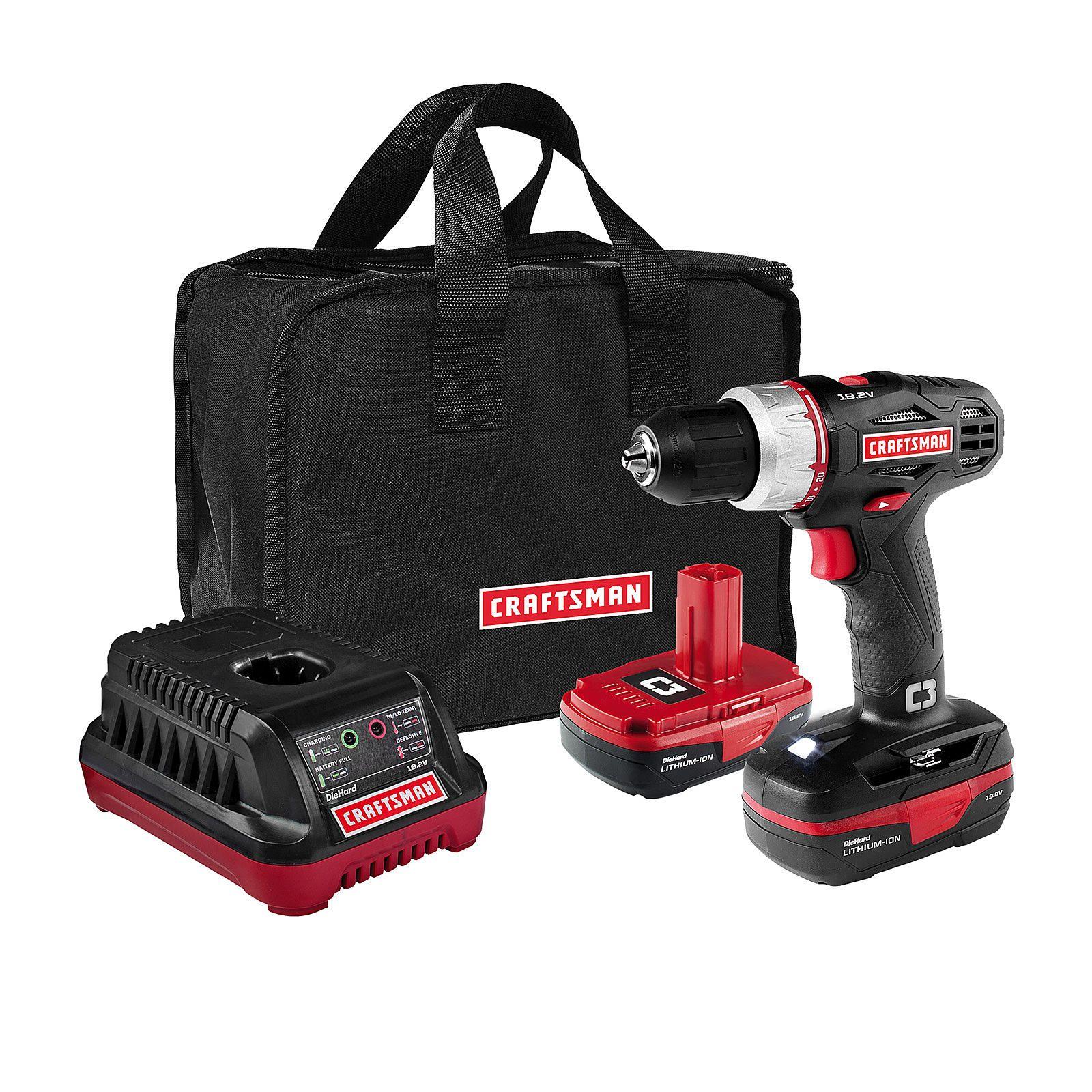 Sears Com Drill Craftsman Tools Drill Driver