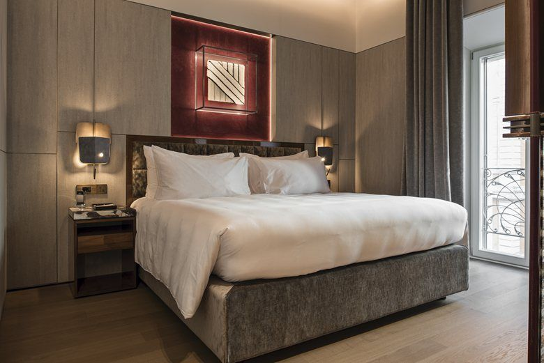 Fendi Private Suites - Picture gallery   Led & design progettazione ...
