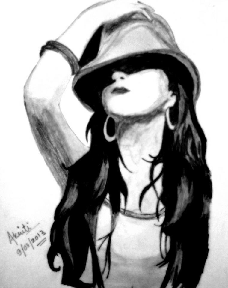 Attitude Sketching By Akriti Karpatne At Touchtalent In 2020 Sketches Art Sketches Art