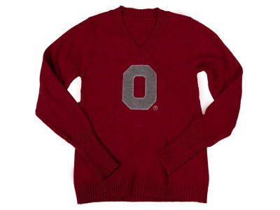 NCAA Women's V-Neck Sweater
