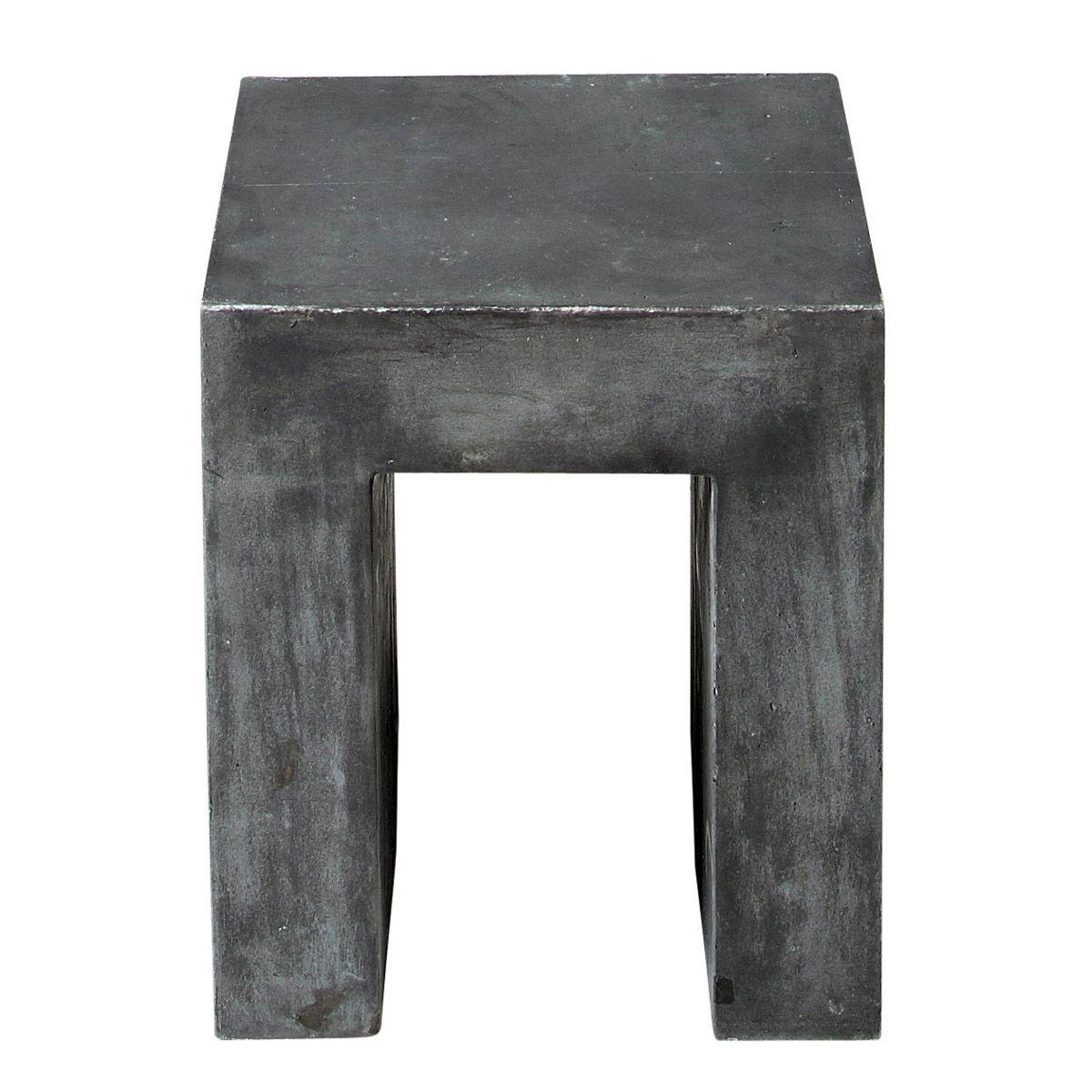 Sedute Concrete Stool Minerals Colorful Interiors