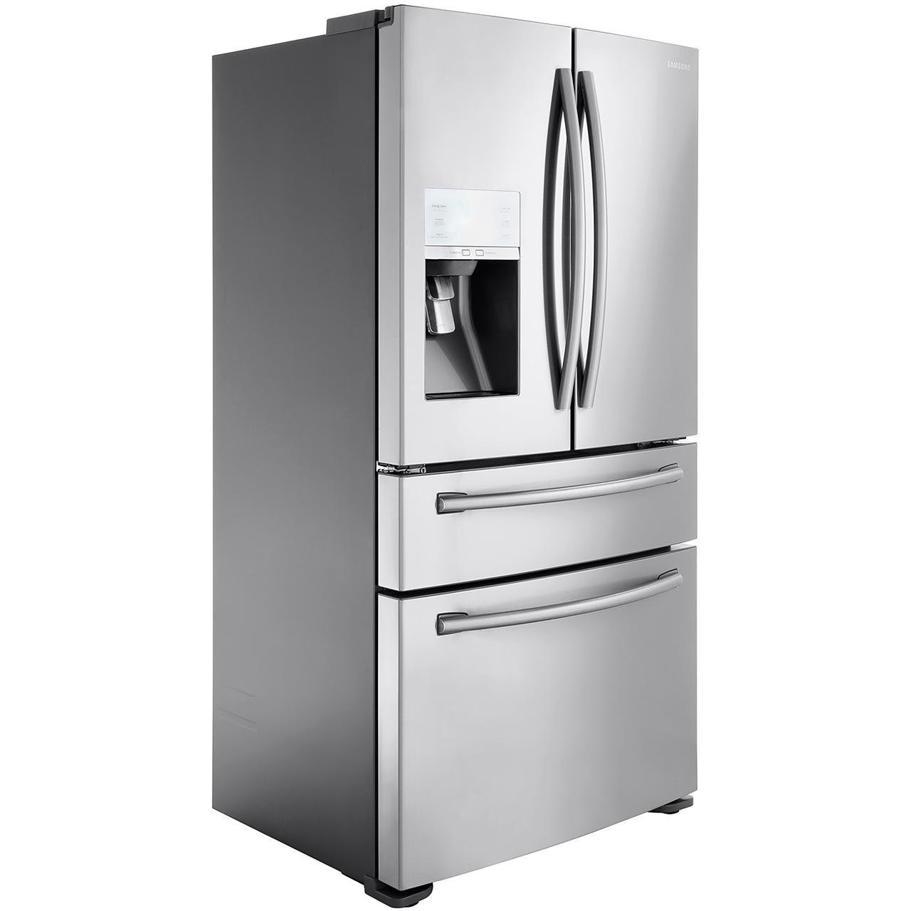 Samsung Four Door RF24FSEDBSR American Fridge Freezer ...