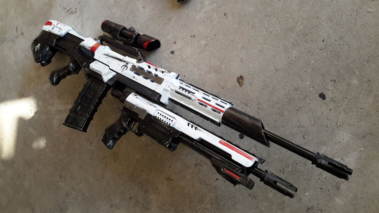 FAAST will activate the tracking when you press Connect, Start Emulation  and wave the Nerf gun in front of the Kinect until a white focus dot  appears on the ...