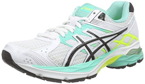 ASICS Gel-Pulse 7, Women's Running Shoes, White (White/Silver/