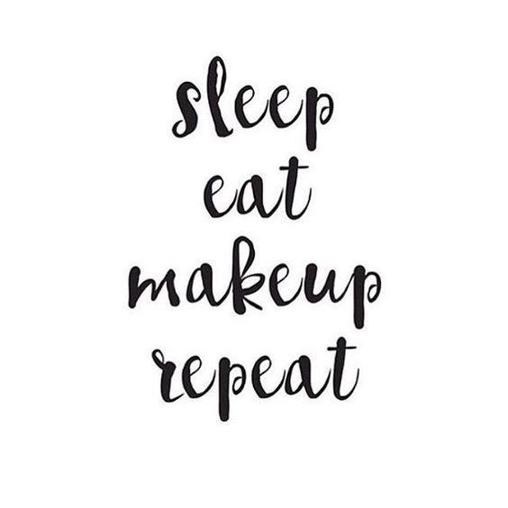 Laceandstiches Makeup Artist Quotes Makeup Quotes Makeup Qoutes