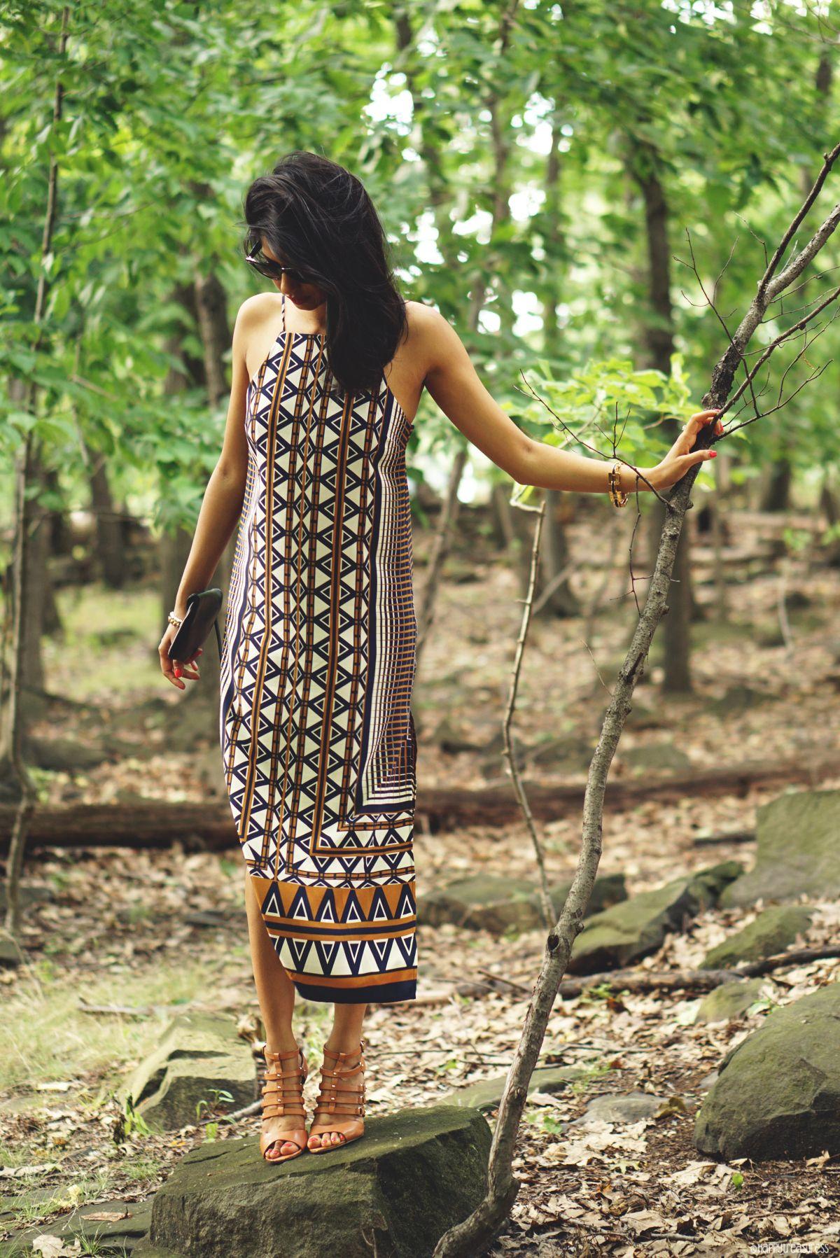 Top Shop Summer shift dress with ivanka trump heels | Summer outfit | Top shop dress