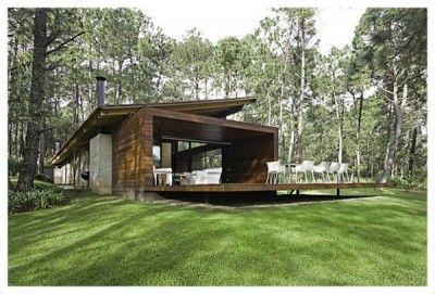 Fachadas de casas modernas de 6 metros de ancho for Fachadas de casas modernas de 6 metros