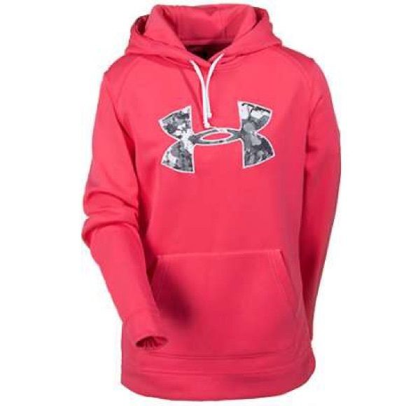 Pink Under Armour Hoodie White Camo Armours And Camo
