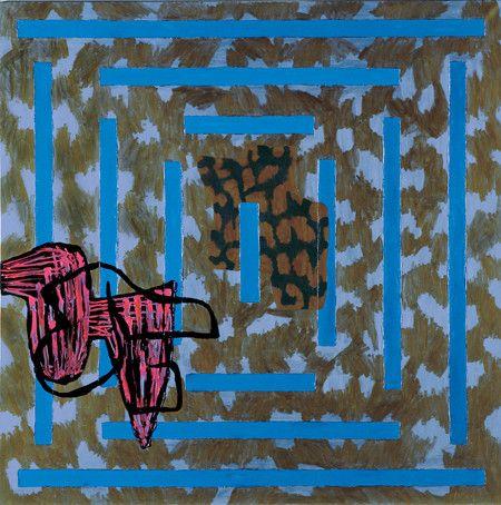 Heavy Mental by Jonathan Lasker 1985