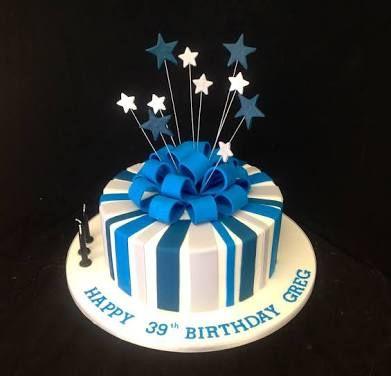 18th Birthday Cake Designs Male Best Cake 2017