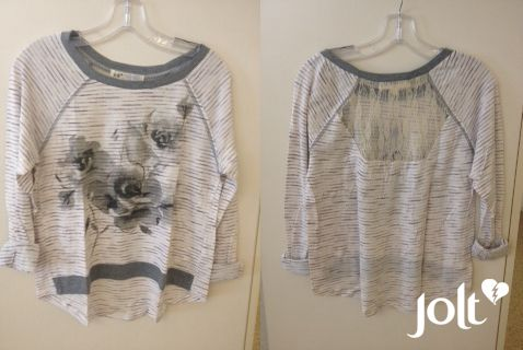 From PDX with Love: Jolt Top $22