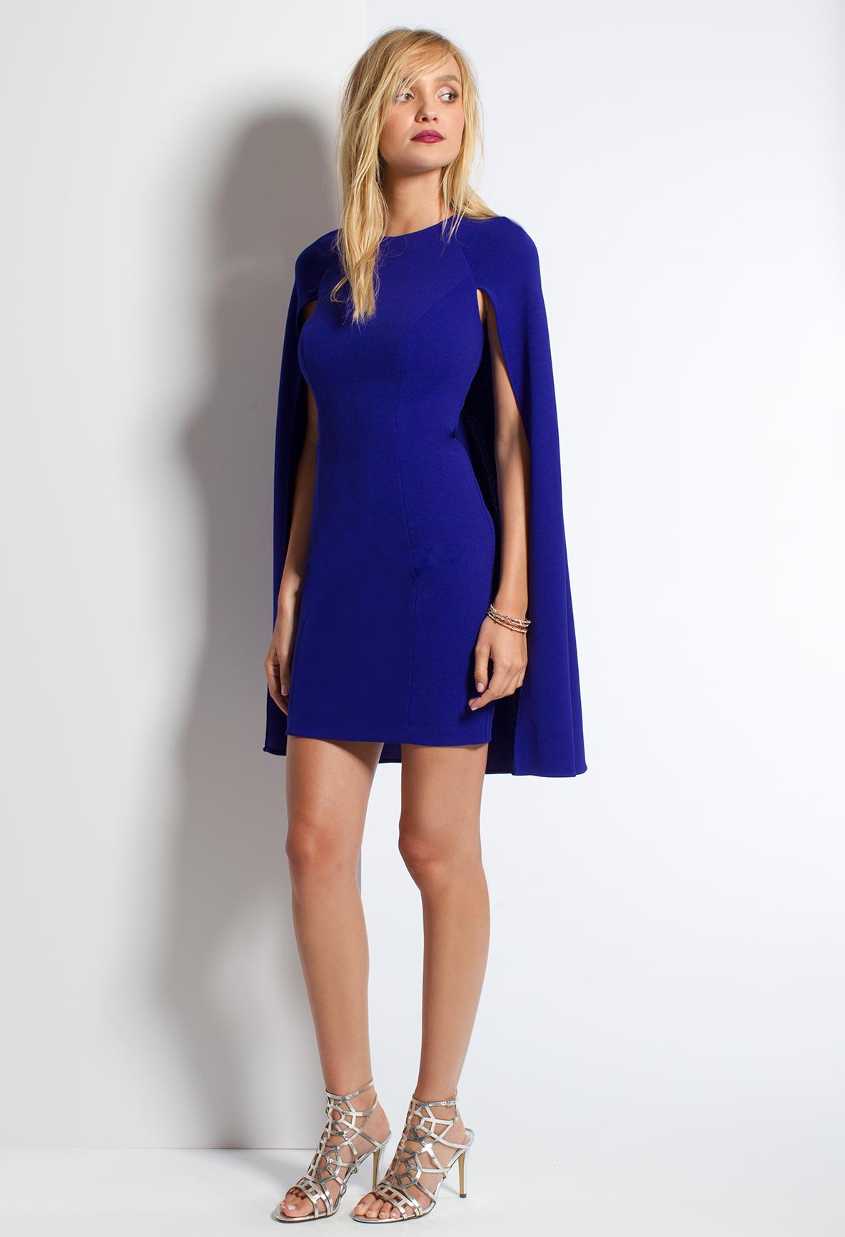 3a2ff2d5e36 Short Cape Dress  camillelavie