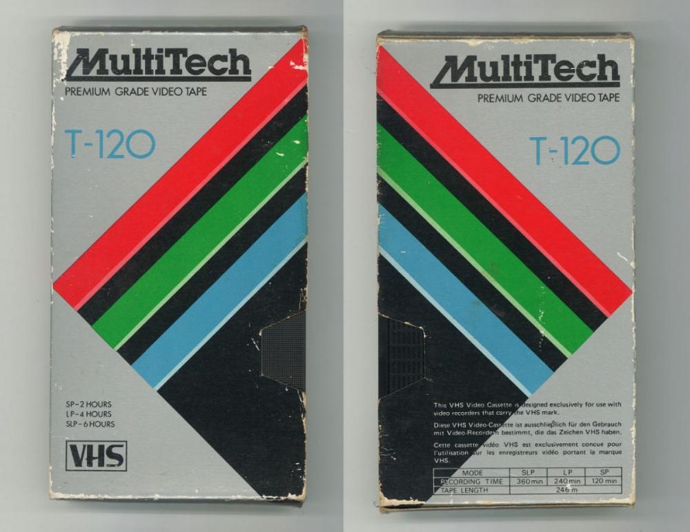 Blank Vhs Cassette Packaging Design Trends A Lost Art Flashbak In 2020 Packaging Design Trends Packaging Design Vhs Cassette