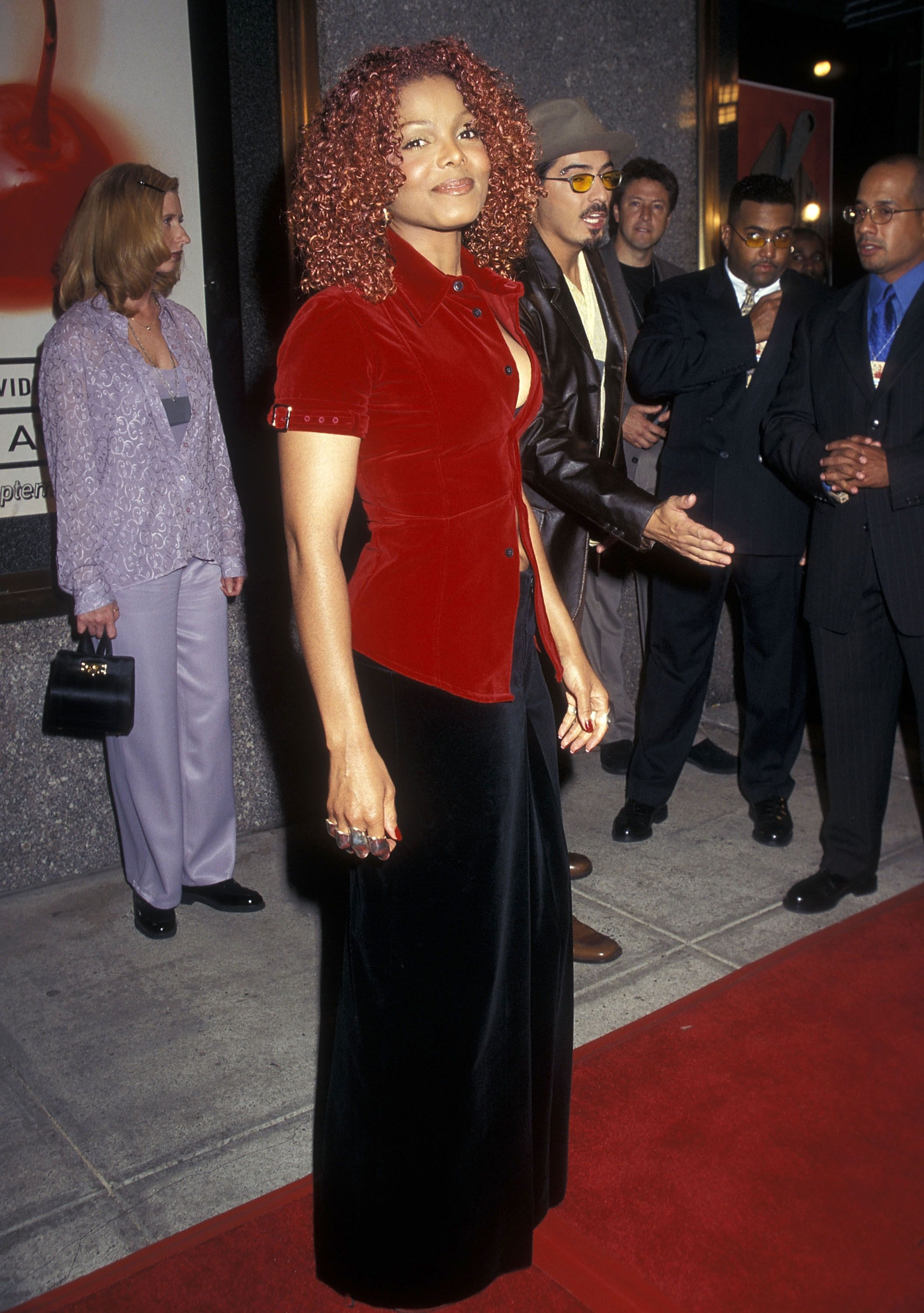 Photos Janet Jackson At The Mtv Vma S Music Video Awards 1997 In 2020 Janet Jackson Mtv Jackson Music