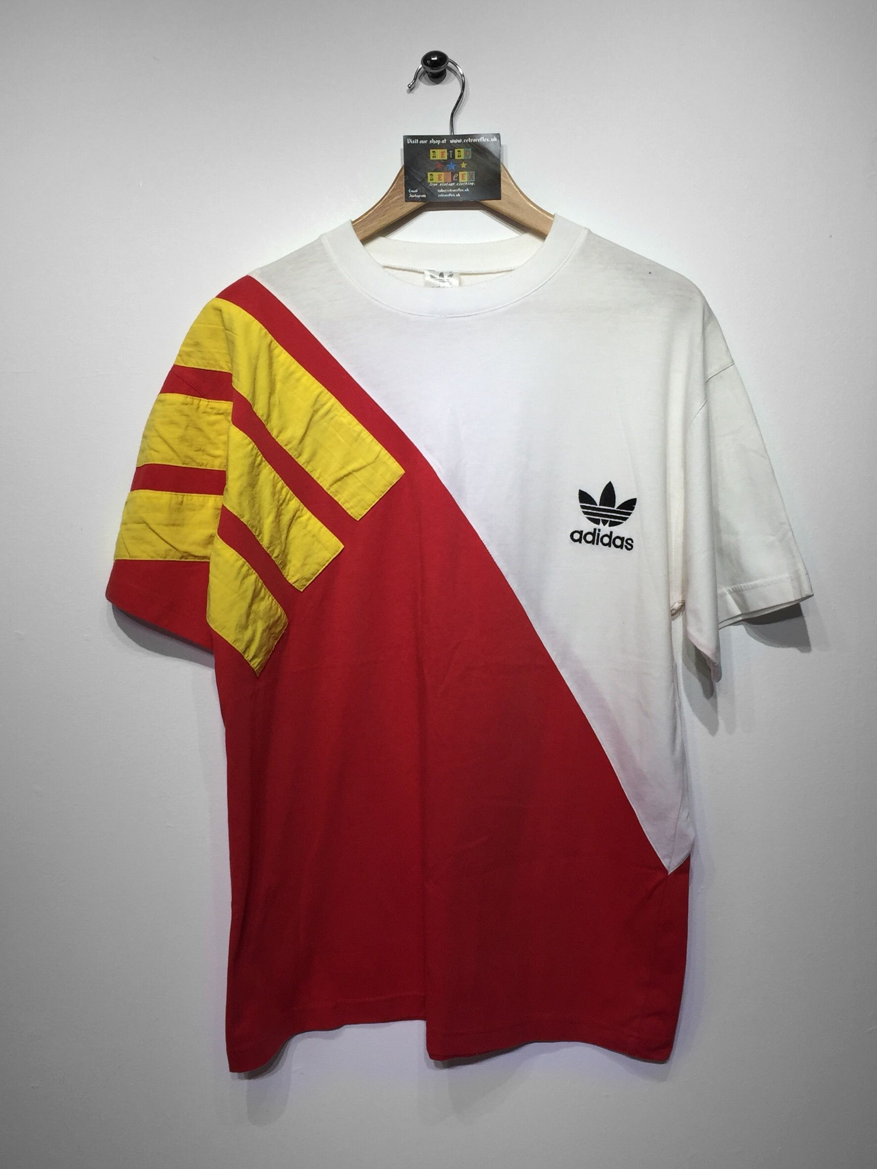 t shirt adidas old school