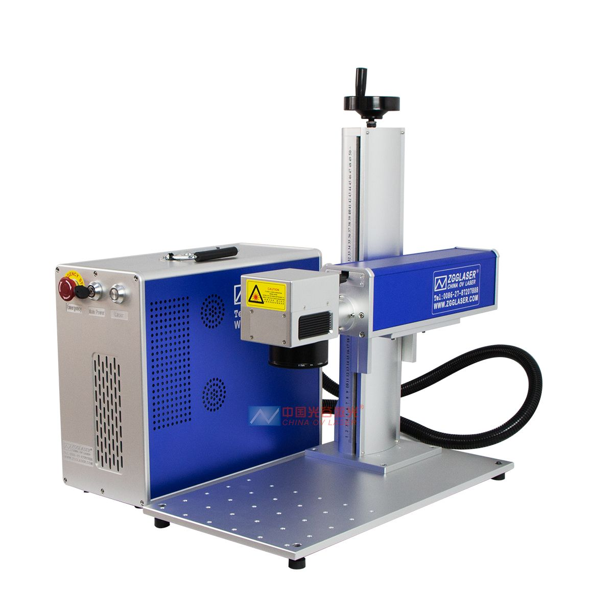 Cnc 10w 20w 30w 50w Fiber Laser Marking Machine For Metal Steel Aluminum Brass Copper View 10w 20w 30w 50w Fiber Laser Marking Machine Ov Laser Product Detail Laser Marking Laser