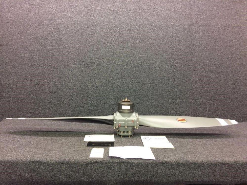 Hc C2yk 1bf F7666a 2 550 938 Hartzell Propeller Zero Time Since Overhaul Fighter Jets Ceiling Fan Stuff To Buy