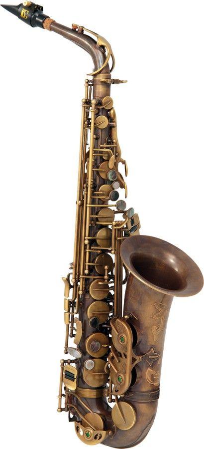 Saxophone alto SML JAZZ VINTAGE A 920 ME | My Obsession