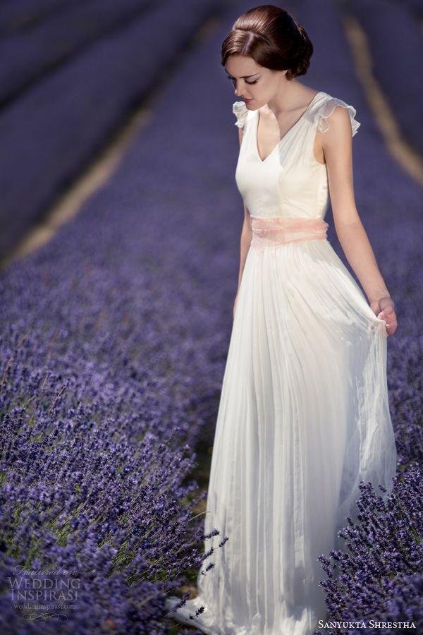 Sanyukta Shrestha 2014 Eco Bridal Collection | Vestidos novia ...