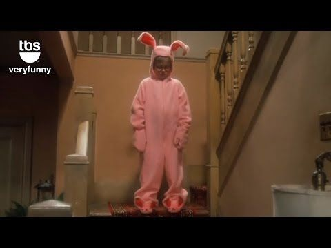 A Christmas Story Deranged Easter Bunny - YouTube | Social ...