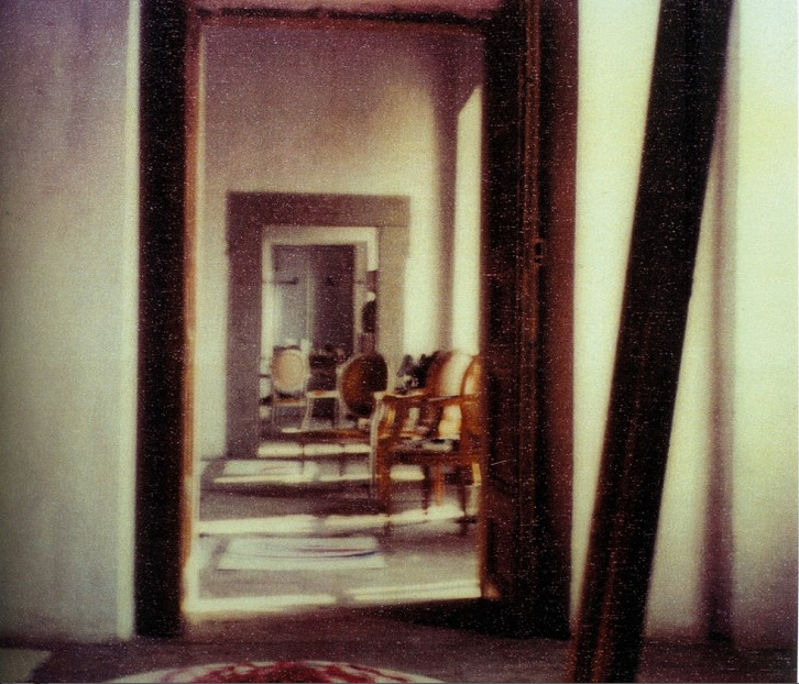 Cy Twombly, Interior, Rome, 1980