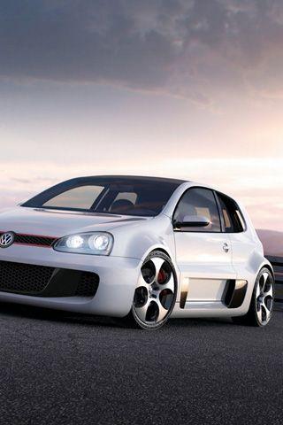 Vehicles Iphone Wallpaper Idesign Iphone Volkswagon Golf Gti Vw Golf Wallpaper