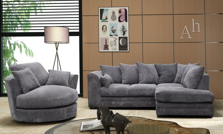 Milo Sofa And Lounge Collection Corner Sofa And Swivel Chair Corner Sofa And Chair Blue Chairs Living Room