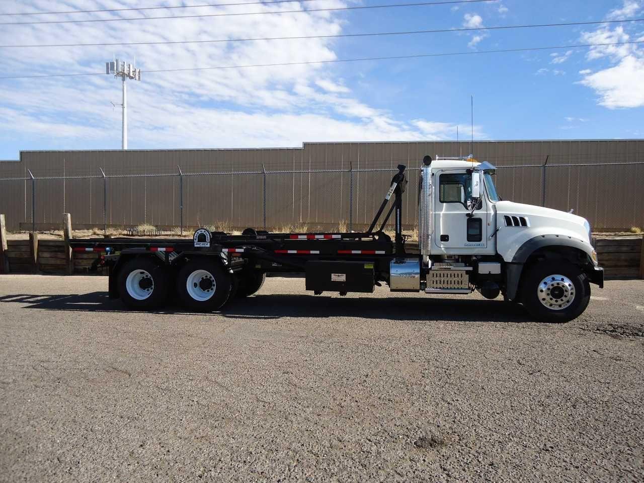 Mack granite gu713 trucks http www nexttruckonline com trucks