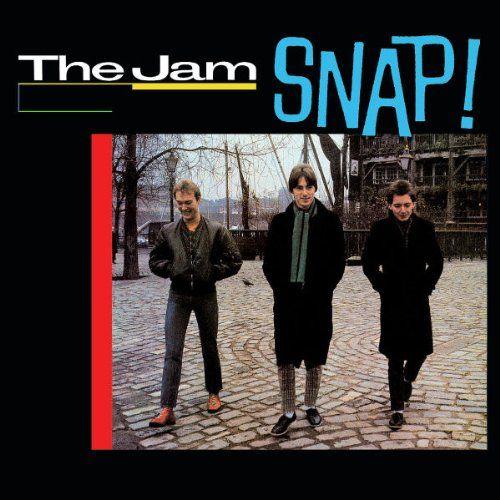 The Jam Snap Weller And The Jam Pinterest Paul Weller