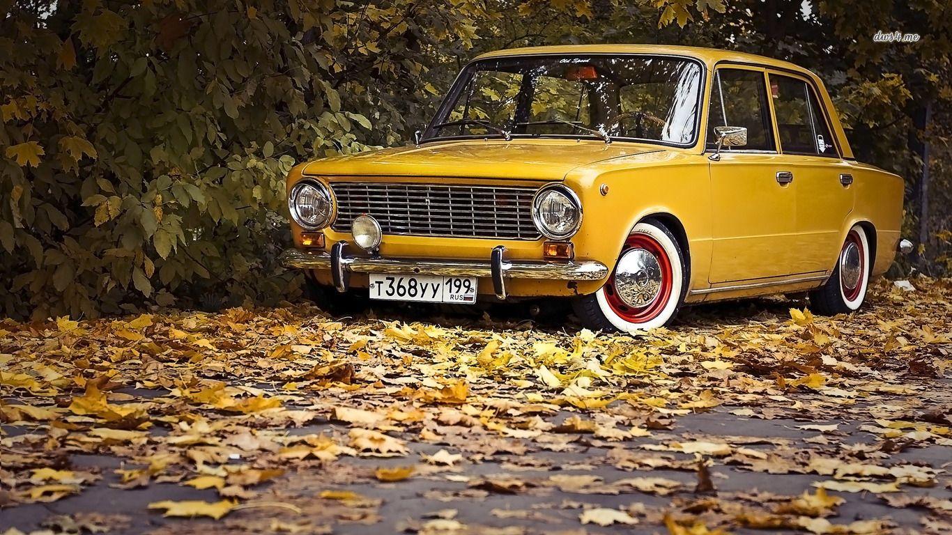 1970 Lada 1200 Fiat Cars Car Model Car