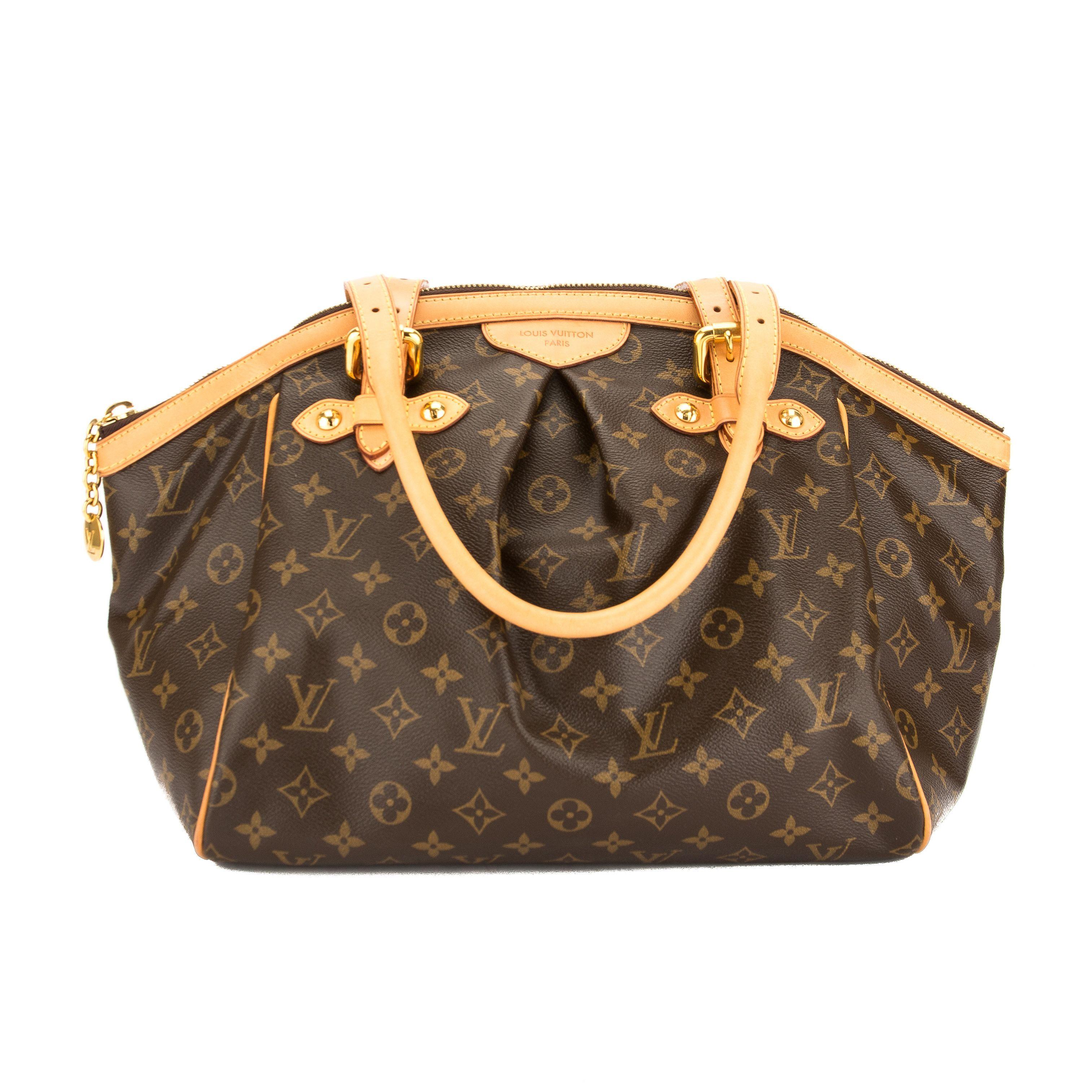 Louis Vuitton Monogram Canvas Tivoli GM Bag (Pre Owned)