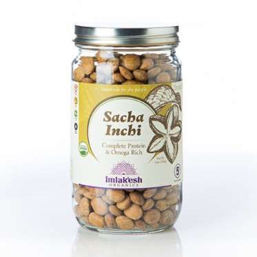 Imlak'esh Organics Sacha Inchifrom $14 BUY NOWSacha Inchi seeds are one of the world's highest sourc... - Provided by Hearst Communications, Inc