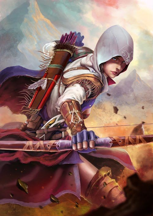 61812 Assassins Creed Female Assassin Jpg 500 707 Assassins